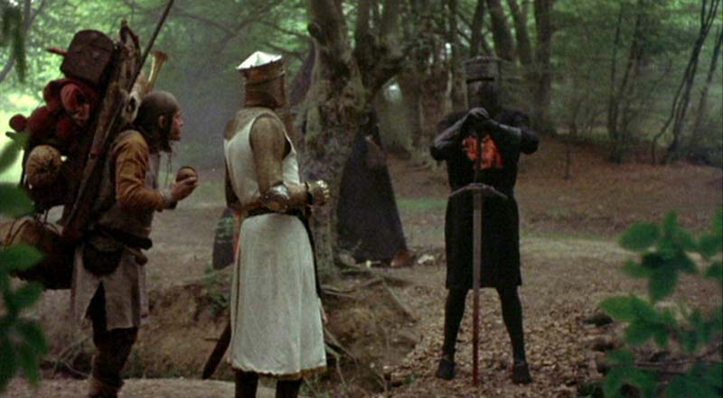 Monty Python Black Night